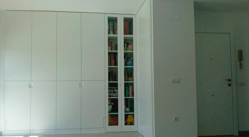 Instalación de armarios a medida