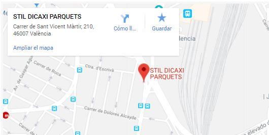 tienda de parquets en valencia